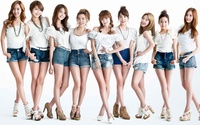 Girls' Generation [5] wallpaper 1920x1080 jpg