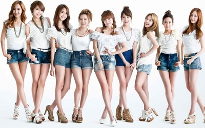 Girls' Generation [5] wallpaper