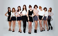 Girls' Generation [19] wallpaper 1920x1200 jpg