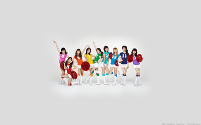 Girls' Generation [28] wallpaper