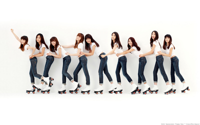 Girls' Generation [27] wallpaper