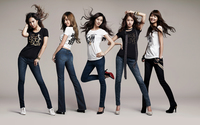 Girls' Generation [7] wallpaper 2560x1600 jpg