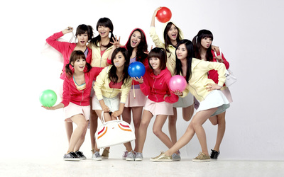 Girls' Generation [13] wallpaper