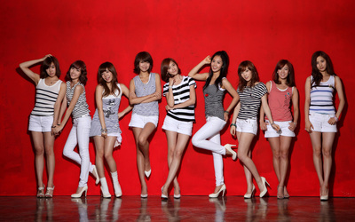 Girls' Generation [12] wallpaper