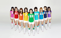 Girls' Generation in sport outfit wallpaper 1920x1080 jpg