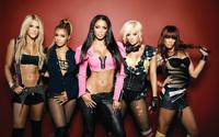 Gorgeous The Pussycat Dolls members wallpaper 2560x1600 jpg