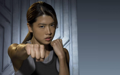 Grace Park [4] wallpaper