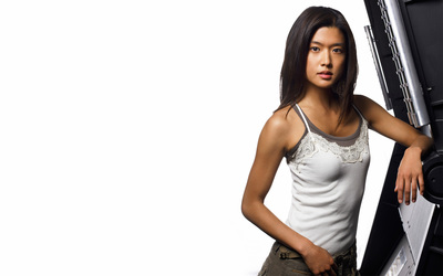 Grace Park wallpaper