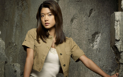 Grace Park [3] wallpaper