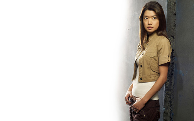 Grace Park [2] wallpaper