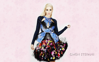 Gwen Stefani [2] wallpaper