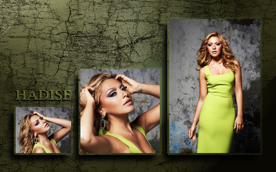 Hadise Acikgoz [2] wallpaper