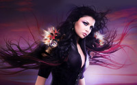 Haifa Wehbe [2] wallpaper 2560x1600 jpg