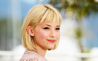 Haley Bennett [2] wallpaper 2560x1440 jpg