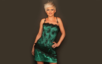 Hannah Spearritt wallpaper