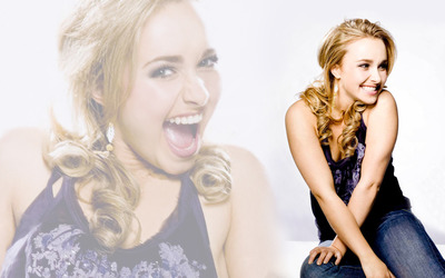 Hayden Panettiere [52] wallpaper