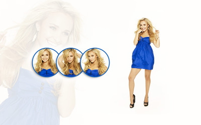 Hayden Panettiere [56] wallpaper