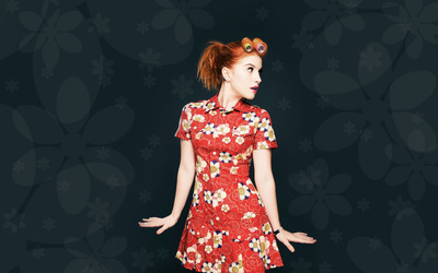 Hayley Williams [16] wallpaper