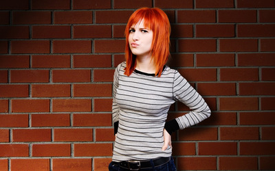 Hayley Williams [20] wallpaper