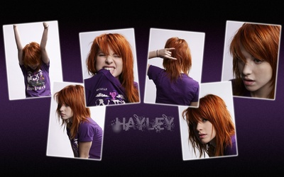 Hayley Williams [22] wallpaper