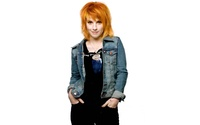 Hayley Williams [15] wallpaper 1920x1200 jpg