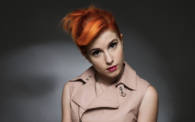 Hayley Williams [30] wallpaper