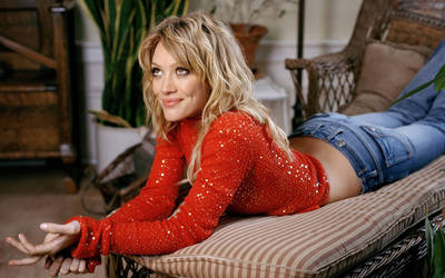 Hilary Duff [9] wallpaper