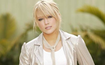 Hilary Duff [3] wallpaper