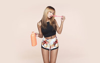 Hyolyn - Sistar wallpaper 2560x1600 jpg