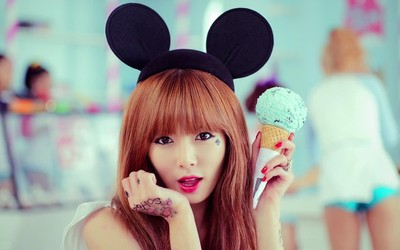 Hyuna [8] wallpaper