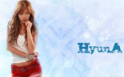 Hyuna [7] wallpaper