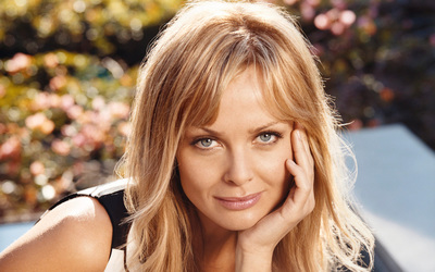 Izabella Scorupco [5] wallpaper