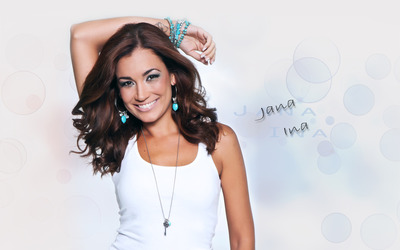 Jana Ina Zarrella [2] wallpaper