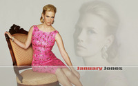January Jones [7] wallpaper 1920x1200 jpg