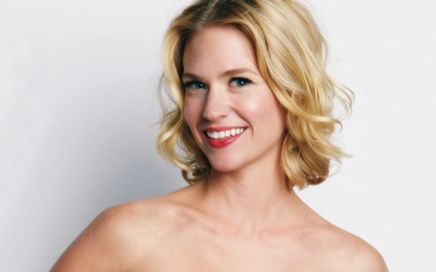 January Jones [2] wallpaper