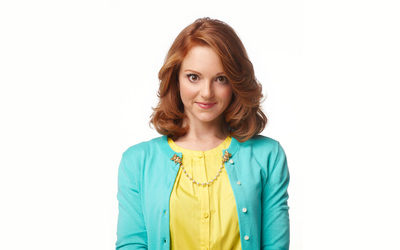 Jayma Mays [3] wallpaper