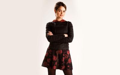 Jenna Coleman [5] wallpaper