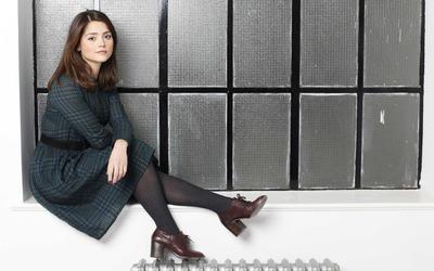 Jenna Coleman [7] wallpaper