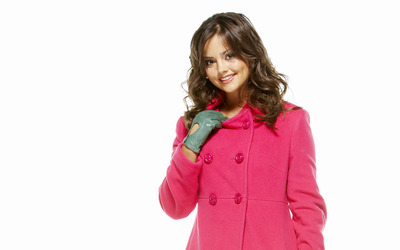 Jenna Coleman [12] wallpaper