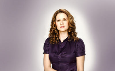 Jenna Fischer [3] wallpaper