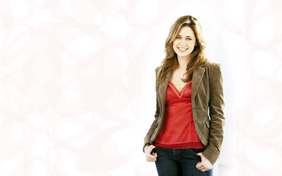 Jenna Fischer [2] wallpaper