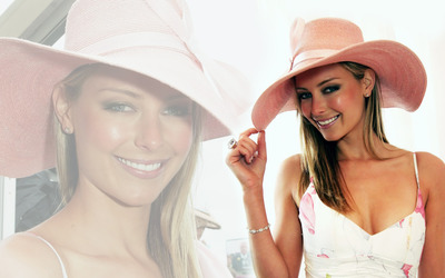 Jennifer Hawkins [20] wallpaper