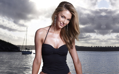 Jennifer Hawkins [13] wallpaper