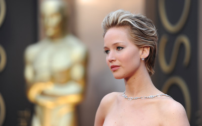Jennifer Lawrence [50] wallpaper