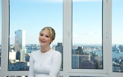 Jennifer Lawrence [68] wallpaper