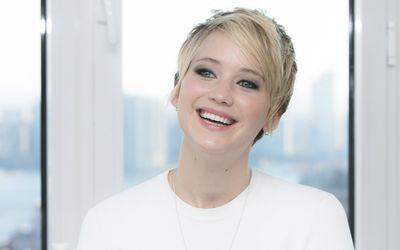 Jennifer Lawrence [48] wallpaper