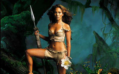 Jennifer Lopez [4] wallpaper