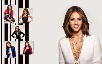 Jessica Alba [60] wallpaper