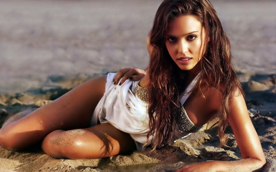 Jessica Alba [9] wallpaper