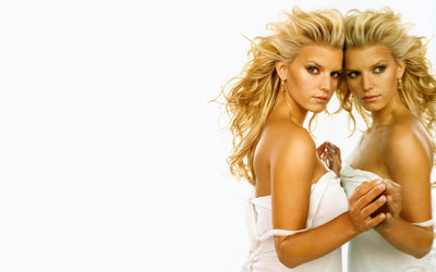 Jessica Simpson [4] wallpaper